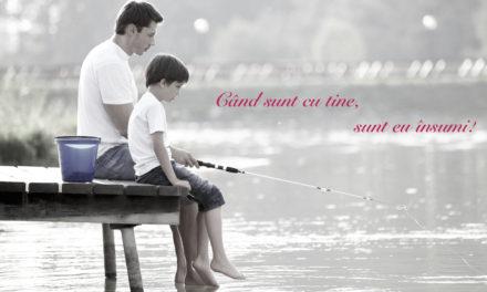 Gândurile unui copil despre relația cu părintele său!