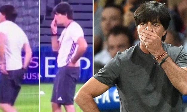 Trei explicații posibile ale comportamentului antrenorului Joachim Low