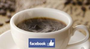 unul din doi români care își accesează contul de facebook în timp ce bea cafeau de dimineață!